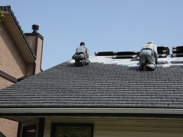 Euroshield Rubber Shingles Contractor In Niagara