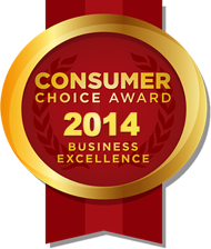 Consumer choice award 2014
